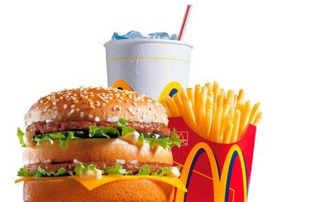 McDonald's aconsejaba a sus empleados no comer hamburguesas