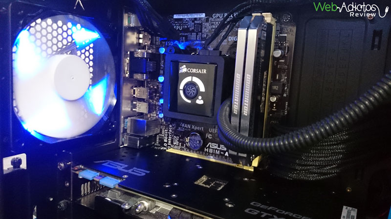 Tarjeta madre ASUS H81M-A para procesadores Intel de 4ta generación [Reseña] - plataforma-de-pruebas