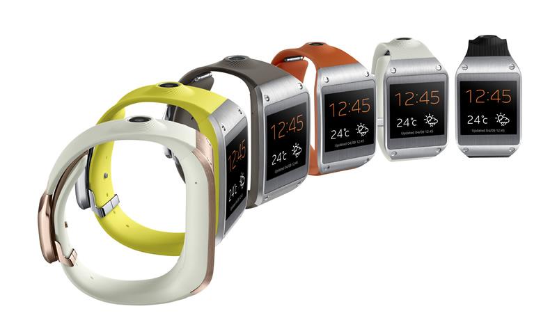Recomendaciones de regalos para navidad de Samsung - regalos-navidad-galaxy-gear-samsung