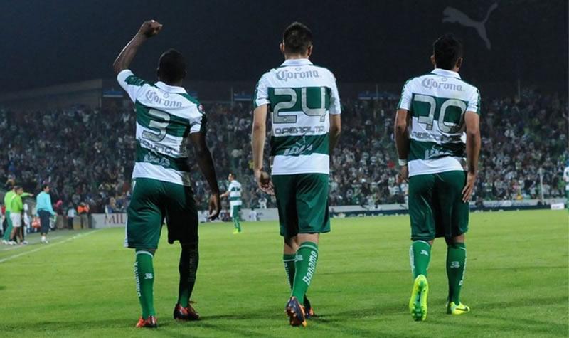 santos vs leon semifinal en vivo León vs Santos en vivo, Semifinal Apertura 2013 (Partido de ida)