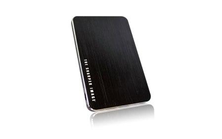 No te quedes sin carga en tus gadgets con la batería Multiusos de Sharper Image