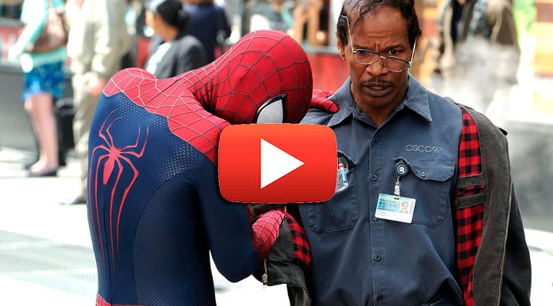 Teaser tráiler de Spiderman 2: La Amenaza de Electro - the-amazing-spider-man-2
