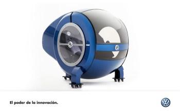 Volkswagen 4DX, un simulador de manejo que reinventa la forma de sentir el manejo de un auto - volkswagen-4dx-simulador