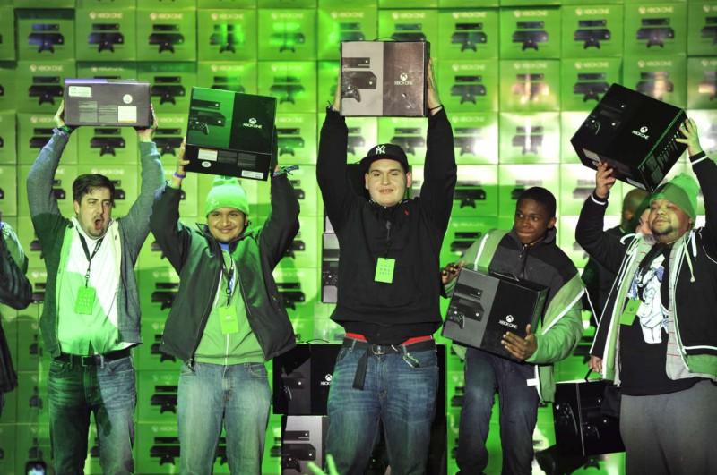 xboxone 800x531 Microsoft vende 2 millones de consolas Xbox One