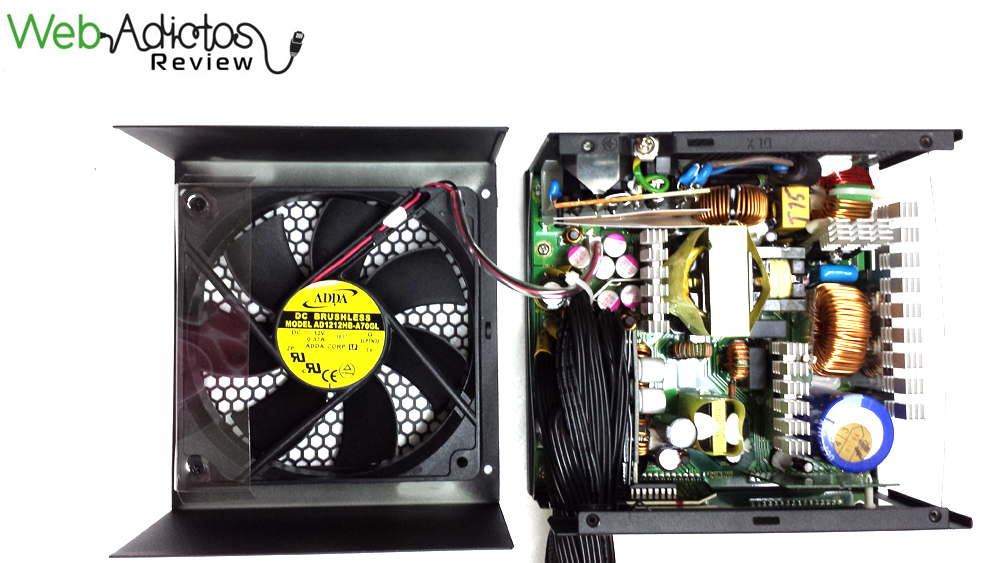 Fuente de poder Seasonic S12G-750 750W [Reseña] - 112