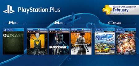 Increíbles juegos gratis de PS4, PS3 y PS Vita para los usuarios de PlayStation Plus en febrero