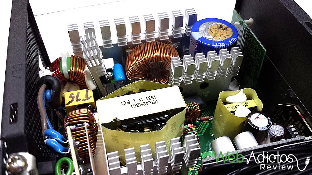 Fuente de poder Seasonic S12G-750 750W [Reseña] - 151