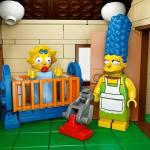 LEGO de los Simpsons presentado oficialmente por LEGO