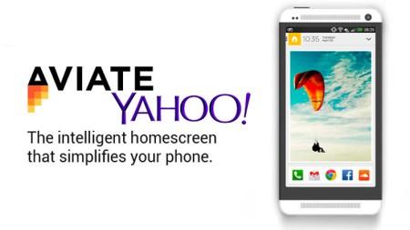 Aviate, uno de los más prometedores launchers de Android es comprado por Yahoo!