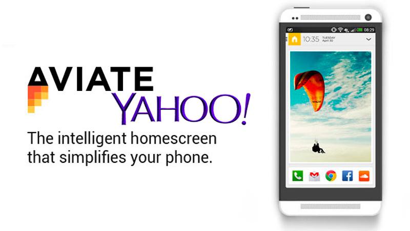 Aviate, uno de los más prometedores launchers de Android es comprado por Yahoo! - Aviate-yahoo-compra