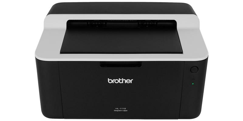 Nueva impresora Brother Laser HL1112 ideal para el hogar y PYMES - Brother-HL-1112