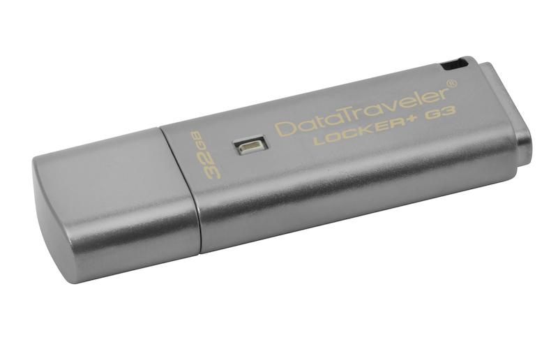 DataTraveler Locker + G3 32GB DTLPG3 32GB hr 20 12 2013 23 11 Kingston presenta memoria DataTraveler USB 3.0 en el CES 2014