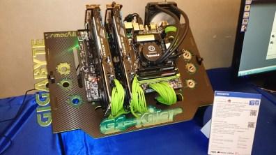 Extreme Overclock organizado por GIGABYTE en el CES 2014 realizado con éxito - Extreme-OverClock-Gigabyte0147