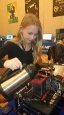 Extreme Overclock organizado por GIGABYTE en el CES 2014 realizado con éxito - Extreme-OverClock-Gigabyte0180