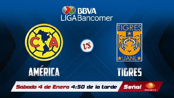 América vs Tigres en vivo, Clausura 2014 - america-tigres-en-vivo-2014