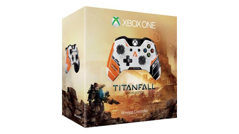 Lanzan control inalámbrico edición especial de Titanfall para Xbox One - c1
