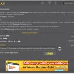 Crea ringtones para tu celular con AV RingtoneMax gratis