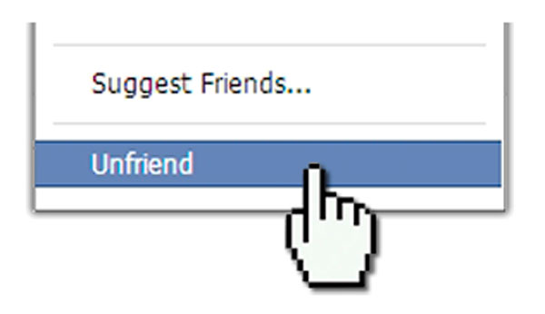 Descubre quien te elimina de Facebook con esta extensión para Chrome - facebook-unfriend