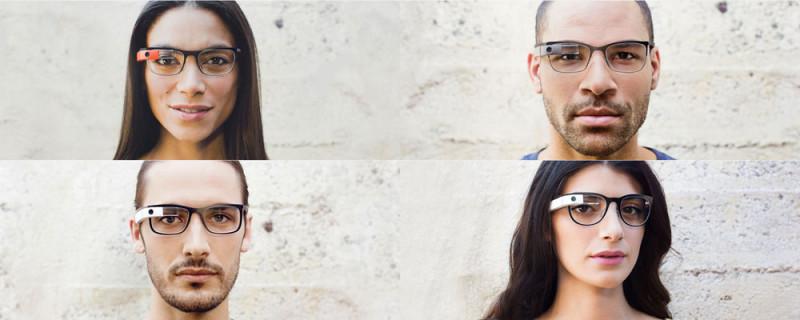 Google Glass anuncia nuevos modelos y ya permite utilizar lentes de prescripción - google-glass-800x320