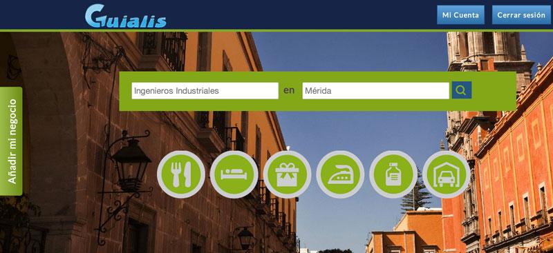 Guialis, directorio de empresas y servicios profesionales en México - guialis-busqueda