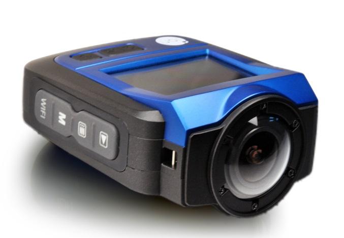 Cinco videocámaras de acción alternativas a GoPro - ion-the-game