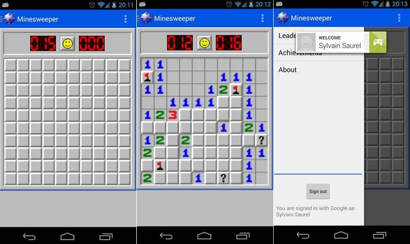 Descarga Buscaminas, el clásico juego para Android y iPhone gratis - juegos-android-buscaminas