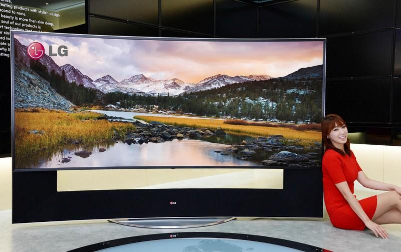 lg tv ultra hd cueva 105 3 800x503 LG presentará en el CES 2014 su primer televisor UltraHD curvo de 105 pulgadas