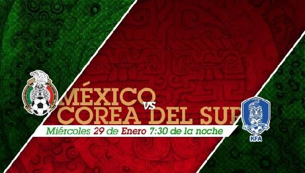 México vs Corea del Sur en vivo, Amistoso 2014 - mexico-corea-del-sur-online