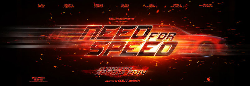 Película de Need For Speed estrena nuevo tráiler con escenas de adrenalina - need-for-speed