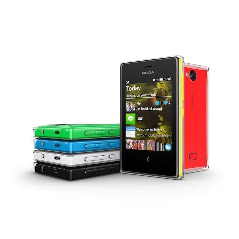 Nokia Asha 503 es presentado en México - nokia-asha-503