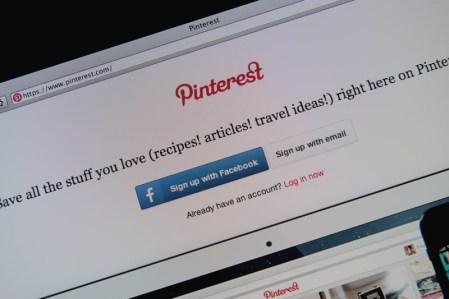 Buscar recetas de cocina en Pinterest ahora es más fácil