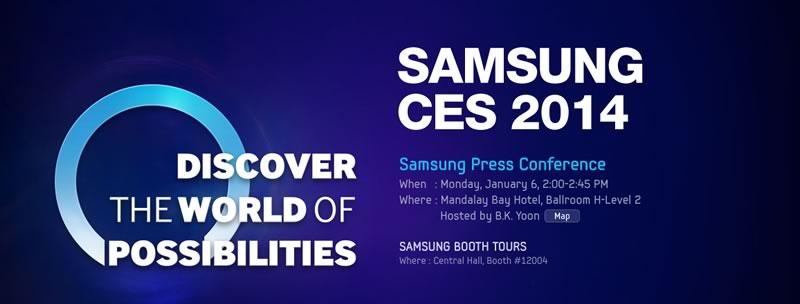 Conferencia de Samsung en CES 2014 en vivo - samsung-ces-2014-en-vivo