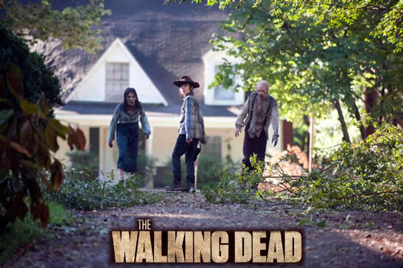 Tráiler de la segunda mitad de la cuarta temporada de The Walking Dead - the-walking-dead