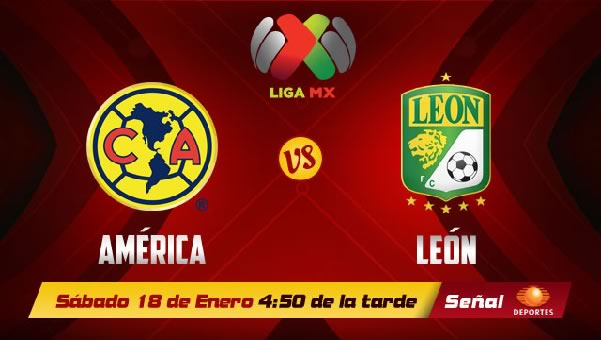 América vs León en vivo, Clausura 2014 Liga Bancomer MX - ver-america-leon-en-vivo-2014