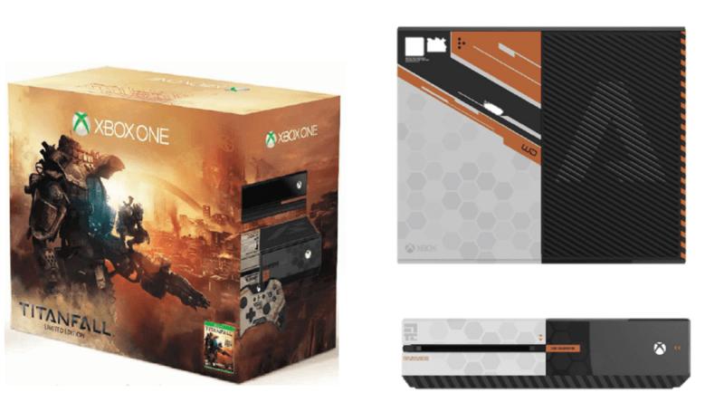 Xbox One en color blanco sería lanzado a fin de año - xbox-one-titanfall-800x444