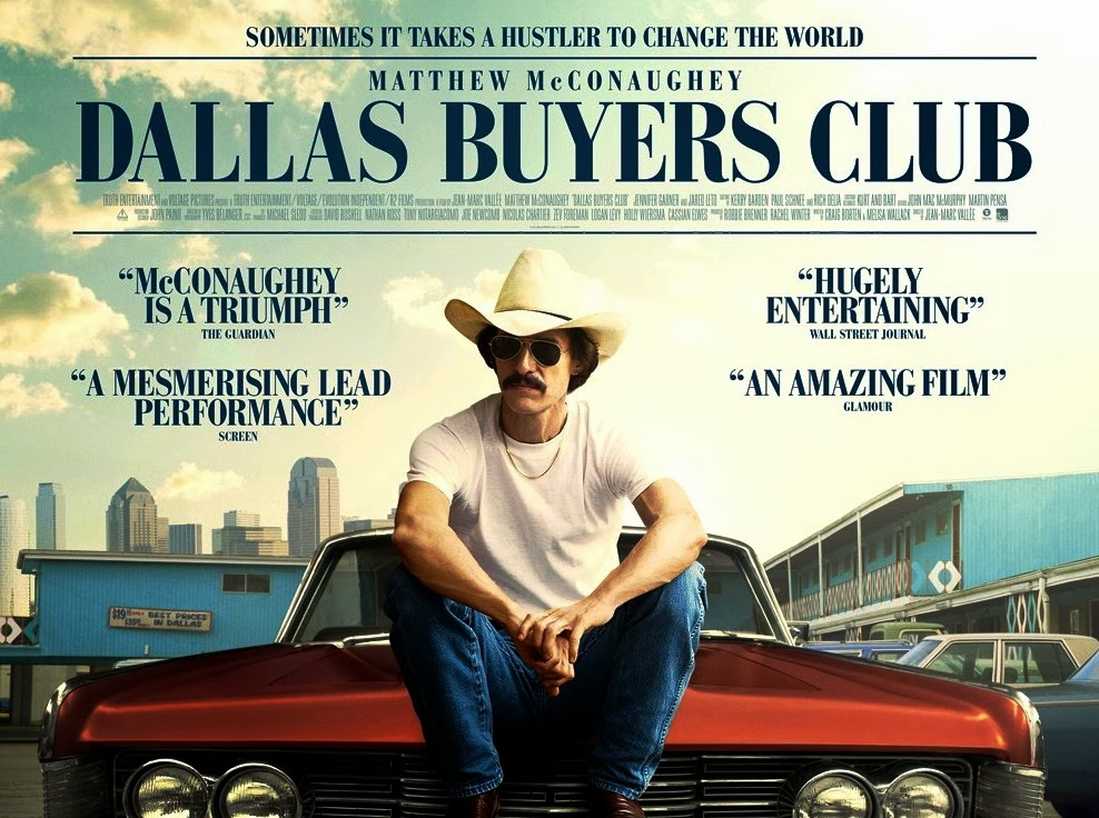 Estreno de la semana en el cine: Dallas Buyers Club - Dallas-Buyers-Club