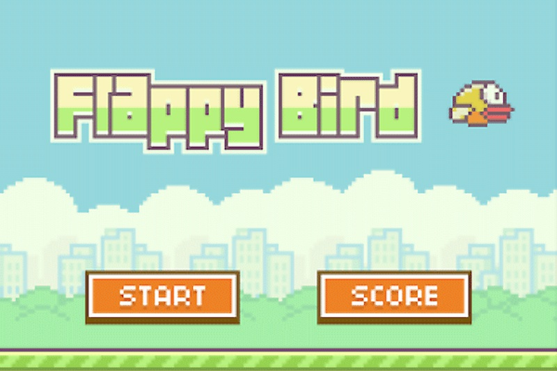 iPhone 5S con Flappy Bird es subastado por 99,999 dólares - Flappy-Bird-iphone