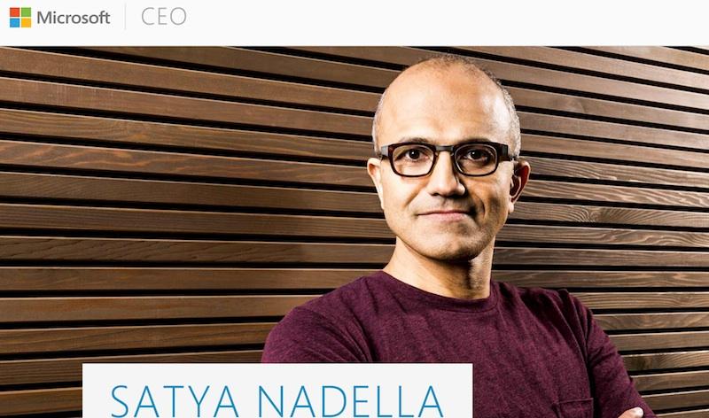Satya Nadella es oficialmente el nuevo CEO de Microsoft - Satya-Nadella