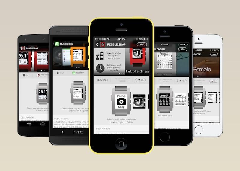 Tienda de aplicaciones de Pebble por fin disponible para iOS - Tienda-de-aplicaciones-pebble