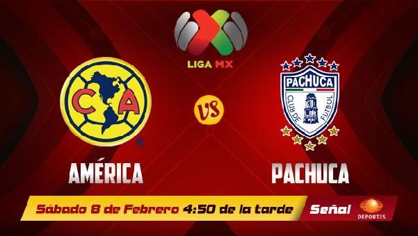 América vs Pachuca en vivo, Jornada 6 Clausura 2014 - america-vs-pachuca-2014