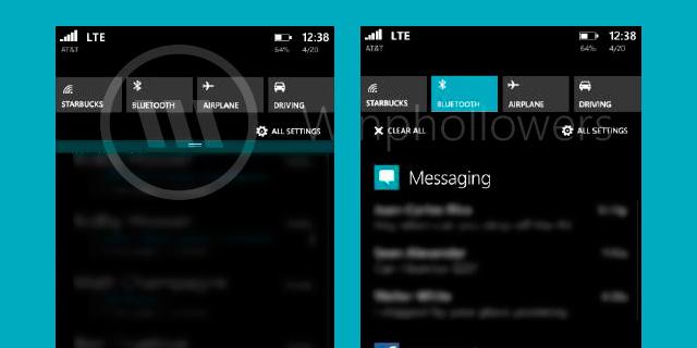 Windows Phone 8.1 integrará (por fin) el centro de notificaciones - centro-actividades-1