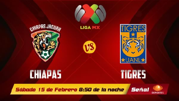 Jaguares vs Tigres en vivo, Jornada 7 Clausura 2014 - chiapas-vs-tigres-en-vivo-2014