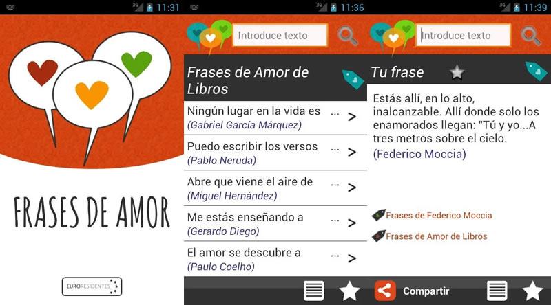 Frases de amor en tu celular con estas apps gratis ¡Lúcete el 14 de febrero! - frases-para-enamorar-android