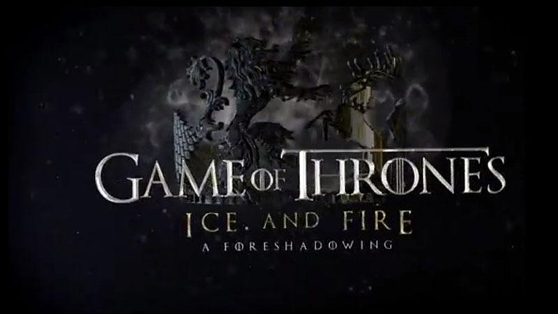 Game of Thrones nos muestra la cuarta temporada con un especial de 15 minutos - game-of-thrones-ice-and-fire-a-foreshadowing