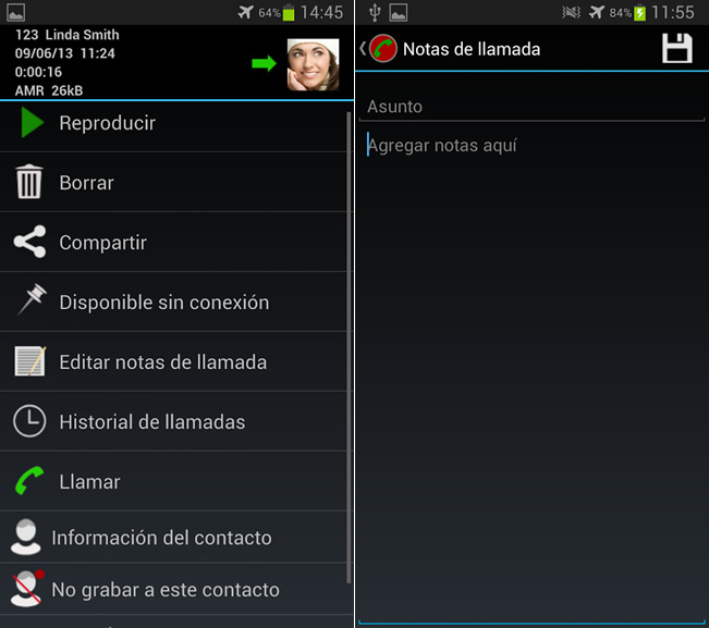 Cómo grabar llamadas en Android de forma fácil y gratis - grabar-llamadas-telefonicas-en-android