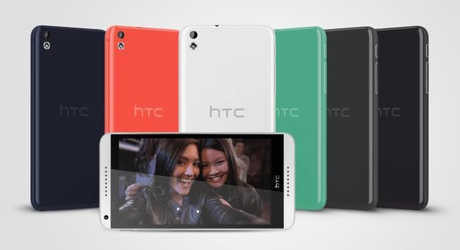 HTC presenta el Desire 816, gran teléfono de gama media [MWC 2014] - htc-desire-816-colores