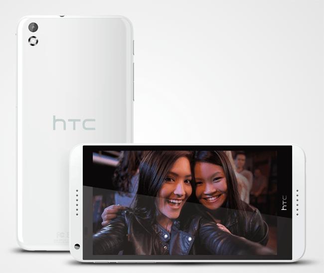 HTC presenta el Desire 816, gran teléfono de gama media [MWC 2014] - htc-desire-816