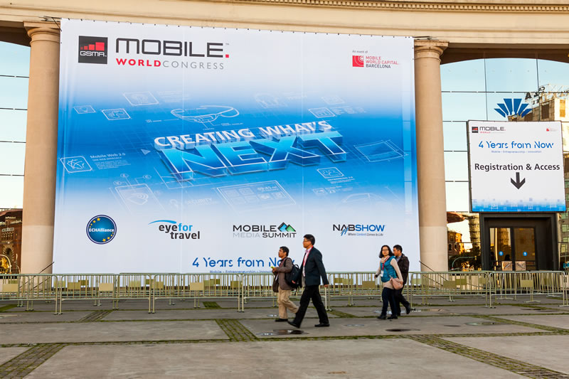 El Mobile World Congress 2014 de la GSMA superó records anteriores - mobile-world-congress-2014