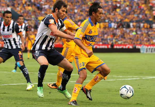 Tigres vs Monterrey en vivo, Liga MX Clausura 2014 - monterrey-vs-tigres-2014-en-vivo