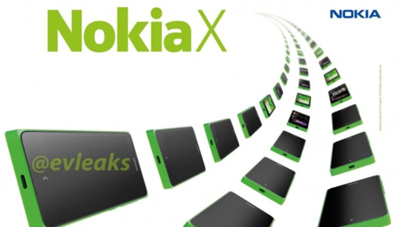 Nokia nos invita a ver en vivo la presentación del Nokia X, su primer teléfono con Android - nokia-evleaks-800x453